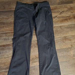 Women's Maurice's Black Bootcut Size 11/12 Long Pa